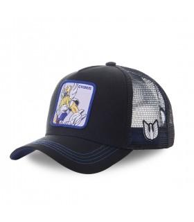 Men's Capslab Saint Seiya Cygnus Black Cap