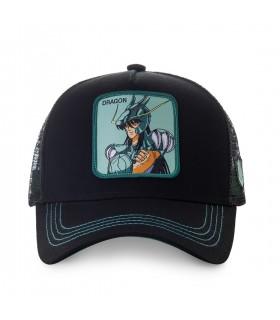 Saint Seiya Dragon Black Cap