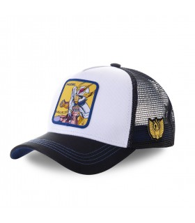 Saint Seiya Phoenix Black and White Cap