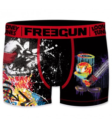 Pack of 3 men's Looney Tunes Tweety and Bugs Bunny Boxers