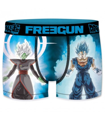 Pack of 3 boy's Dragon Ball Super Goku and Gohan Boxer
