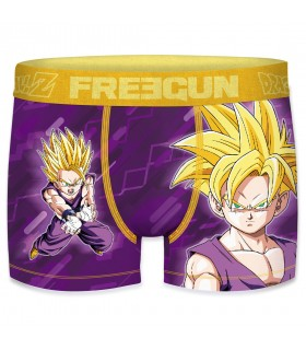 Pack of 3 men's Dragon Ball Z Son Goku and Gohan Boxers
