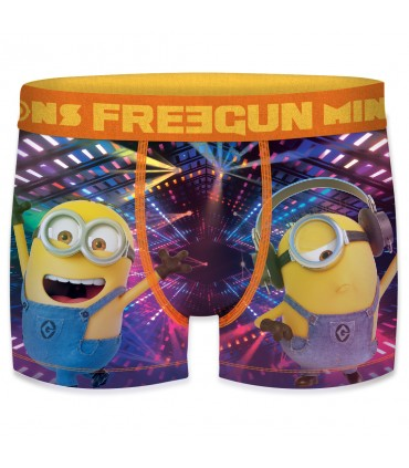 Boy's Despicable Me Music Boxer