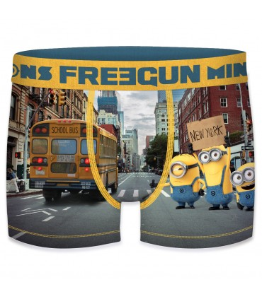 Boy's Despicable Me New York Boxer