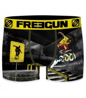 Boxer Freegun garçon Skate