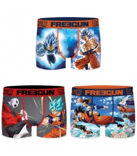 Lot de 3 boxers garçon Dragon Ball Super Broly G2