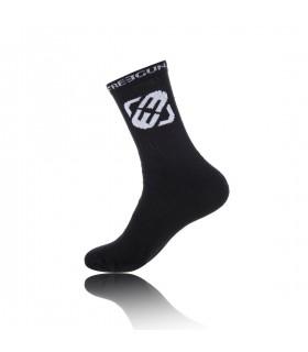 Pack of 3 men's Black Tennis Socks