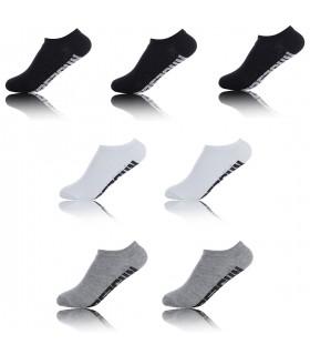 Pack of 7 men's lowcut Socks