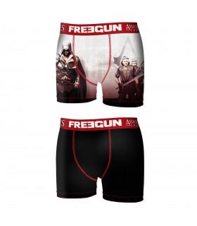 Boxer Garçon Lt3 Assassin's Creed