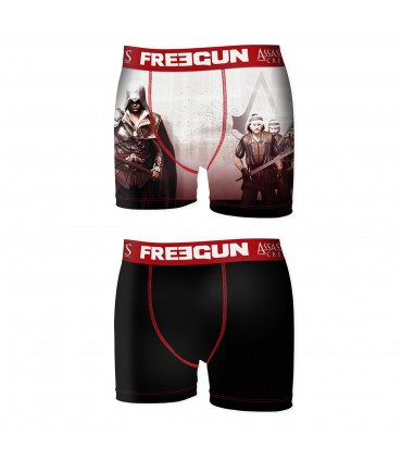 Boxer Garçon Lt3 Assassin's Creed