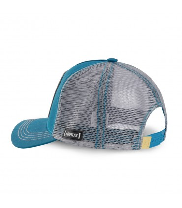 Casquette Capslab Dragon Ball Kame House Bleu