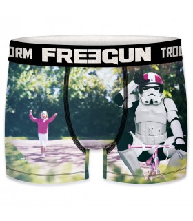 Boxer Freegun homme Stormtrooper Bike