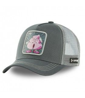 Men's Capslab Dr Slump Poop Grey Cap