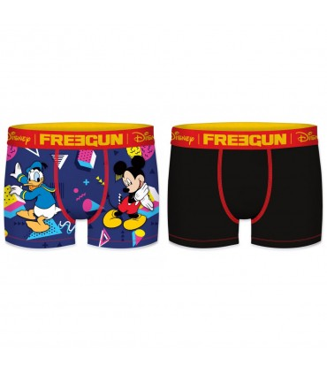 Pack of 2 boy's Disney Funny Boxers