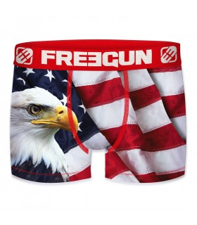 Boxer homme Summer Animals Eagle