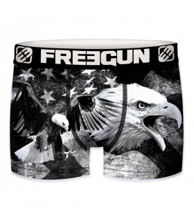 Boxer homme Summer Animals Eagles