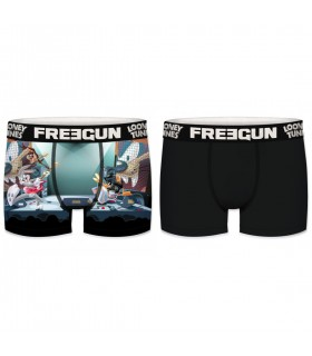 Pack of 2 men's Looney Tunes Rock & Roll Boxers