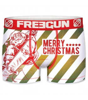 Men's Christmas Skate Boxer