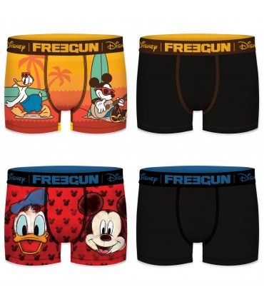 Pack of 4 boy's Disney Boxers G2