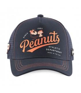 Casquette Capslab Peanuts Bleu