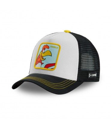 Casquette Capslab Looney Tunes Charlie Blanc