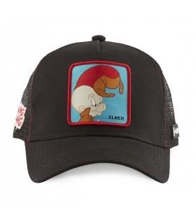 Casquette Capslab Looney Tunes Elmer Noir