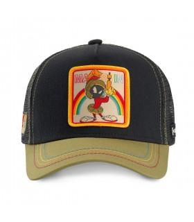 Casquette Capslab Looney Tunes Marvin the Martian Noir