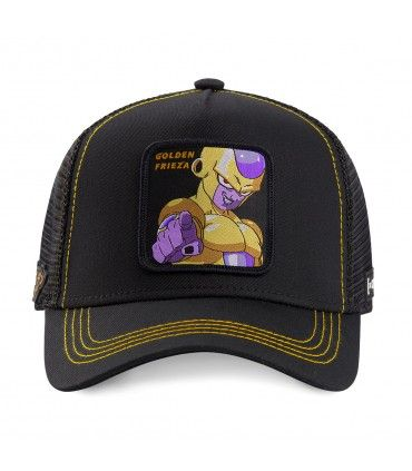 Casquette Capslab Dragon Ball Broly Golden Frieza Noir