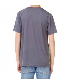 T-Shirt homme Never Stop Army