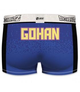 Boxer homme Dragon Ball Z Aktiv Gohan vue de dos