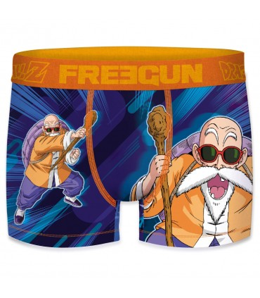 Men's Dragon Ball Z Kame Boxer