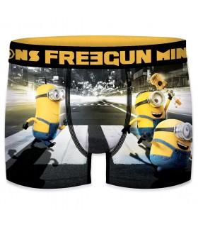 Boxer Freegun homme Minions Cross Road