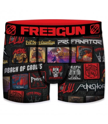Boxer homme death freegun