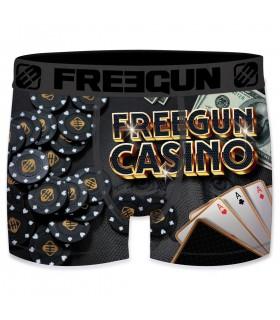 Boxer Freegun homme Casino