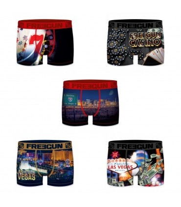 Pack of 5 men's Boxers
