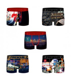 Pack of 5 boy's Seven Boxers