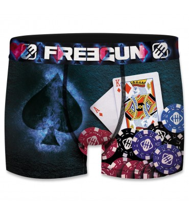Pack of 4 men's Casino Boxers