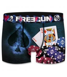 Boxer garçon casino freegun