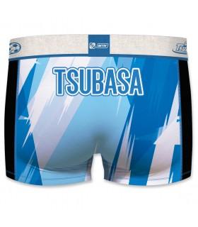 Boxer homme aktiv captain tsubasa freegun vue de dos