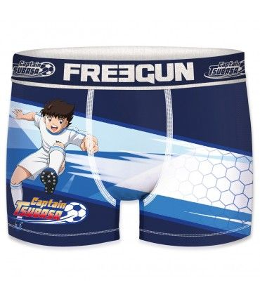 Pack of 4 men's Captain Tsubasa Boxers
