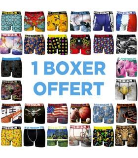 Boxer homme Offert
