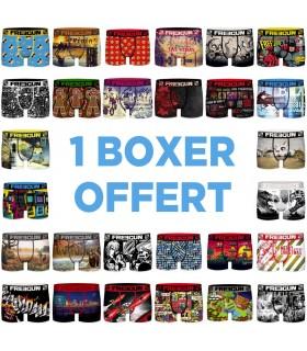Boxer garçon Offert