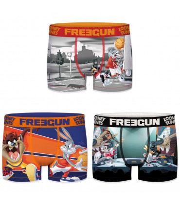 Pack of 3 boy's Looney Tunes Boxers G1