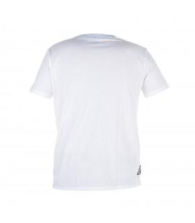 Men's Cat White Tee-shirt