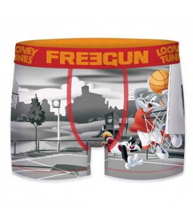 Pack of 2 boy's Looney Tunes Basketball Boxers