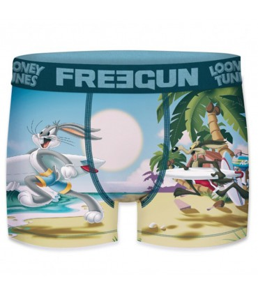 Pack of 2 boy's Looney Tunes Surf Boxers