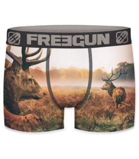 Men's Animals Deer Boxer