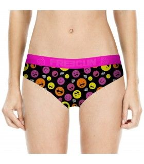 Pack of 3 women's Emotik Boxers
