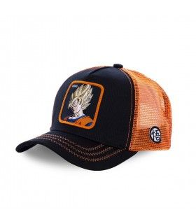 Goku Saiyen Dragon Ball Z Junior Cap with mesh