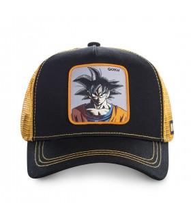 Boy's Capslab Dragon Ball Z Goku Junior Truckker Cap